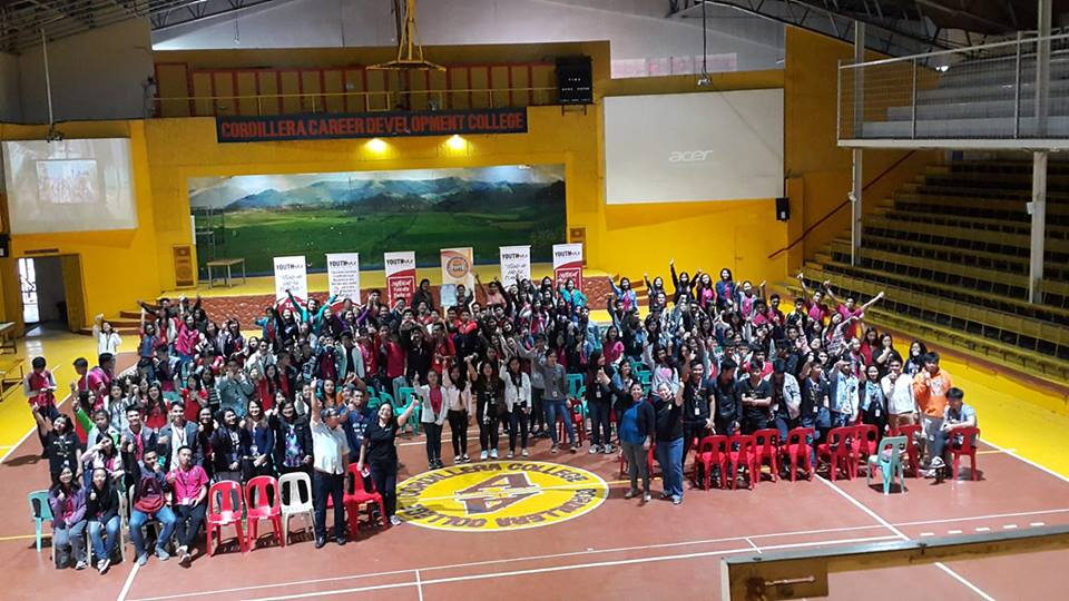 Certified John Maxwell Teachers Miguel Pabilonia, Myrna Parayaoan Neri shared YouthMAX teachings in this event. Janette Toral shared YouthMAX Plus, Sometimes You Win Some You Learn for Teens, Youth Impact Exploratory Report, and Leadership Game for Teens at the event.